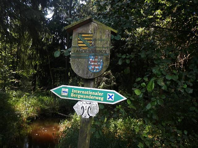 Thüringen erreicht
