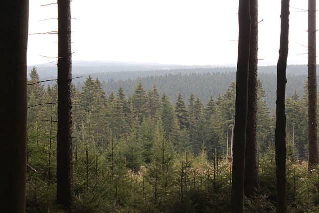Aussicht Erzgebirge