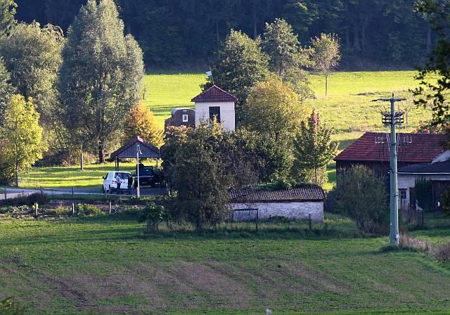 Lager am alten Feuerwehrhaus