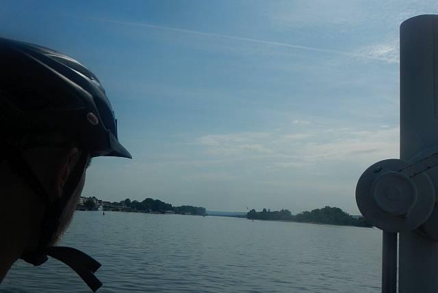 Rheinüberquerung