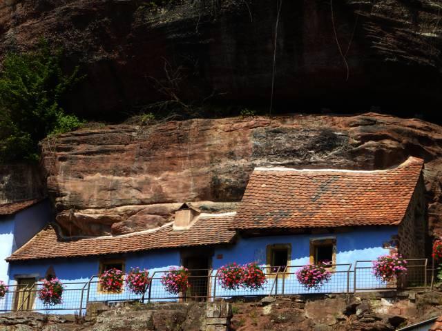 historisches Haus