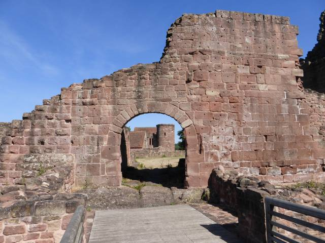 Burganlage